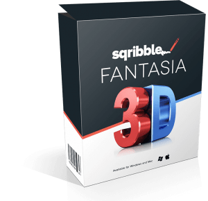 Up sell for Sqribble, how to make an eBook flippable.